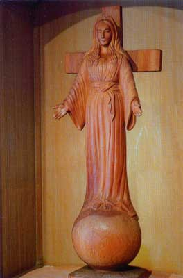Image result for our lady of akita